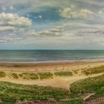 Walks Along Crimdon Beach, Durham