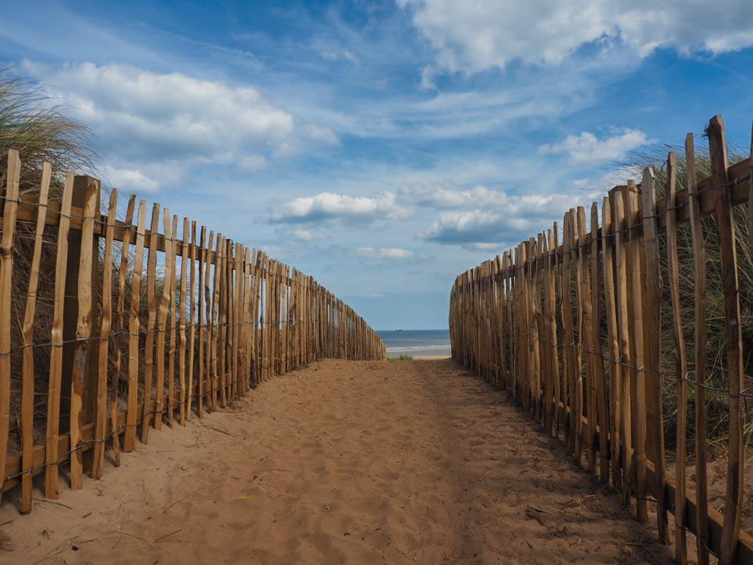 crimdon-beach-2 Walks Along Crimdon Beach, Durham