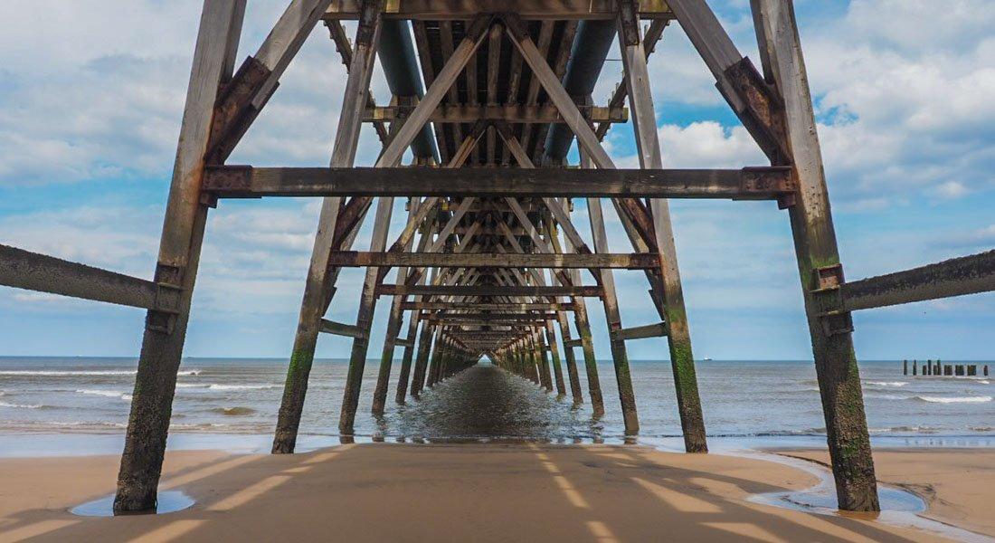 crimdon-beach-3 Walks Along Crimdon Beach, Durham