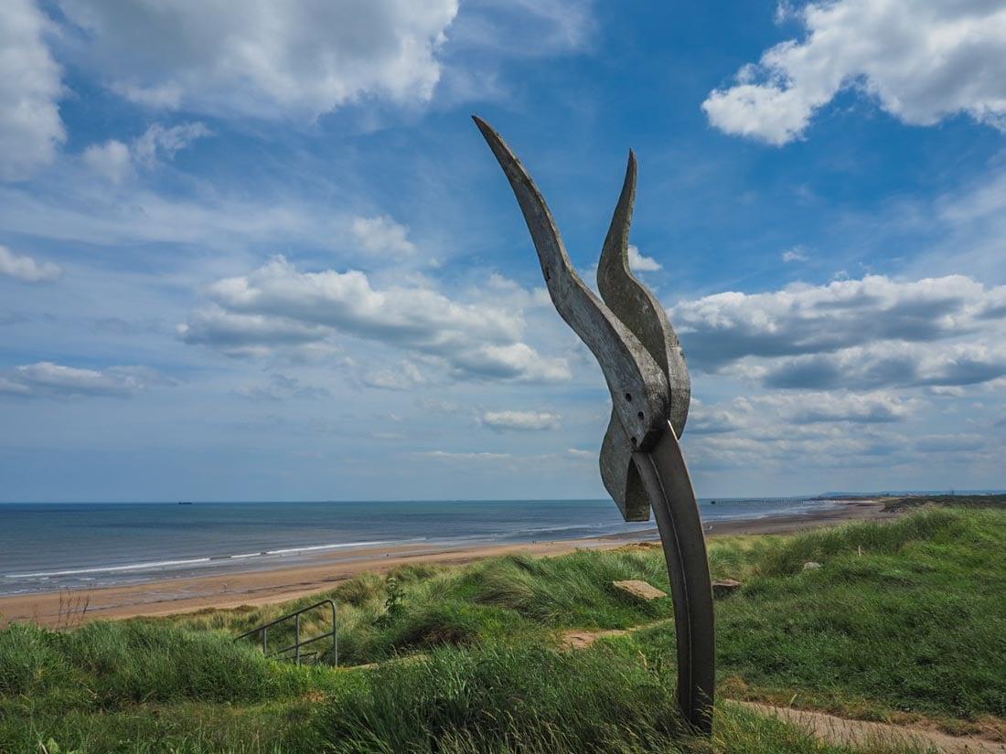 crimdon-beach Walks Along Crimdon Beach, Durham