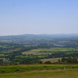 Dartmoor – A Gorge, A Waterfall and a Teaser Tor