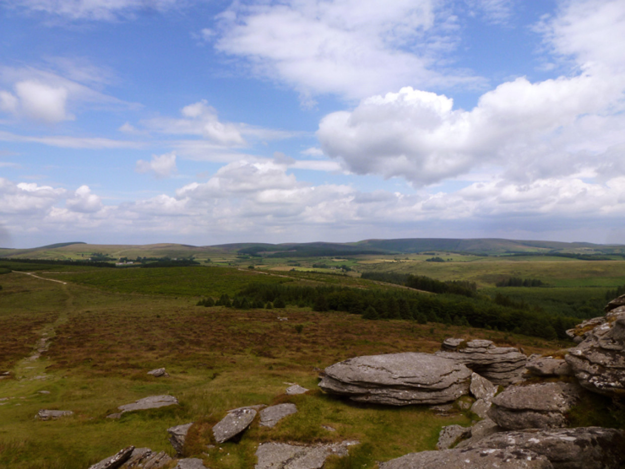 Dartmoor – Treading Tors