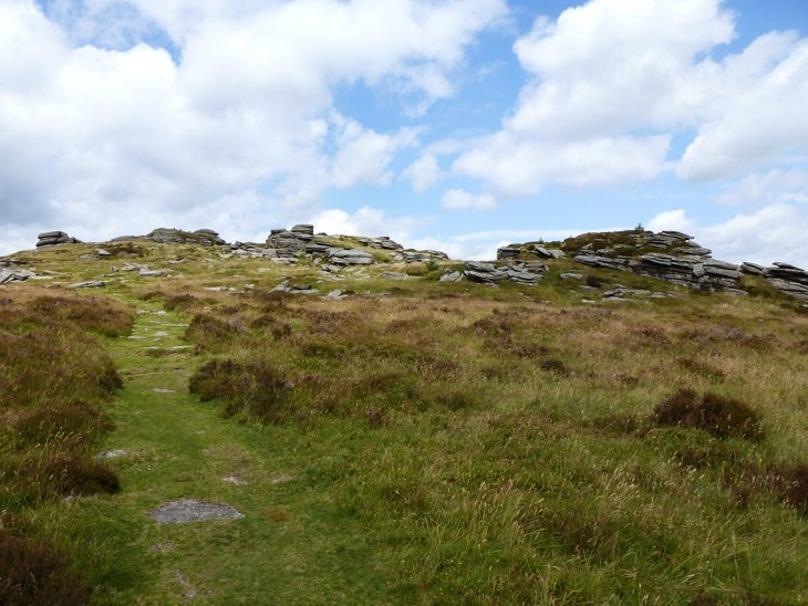 Dartmoor - Treading Tors
