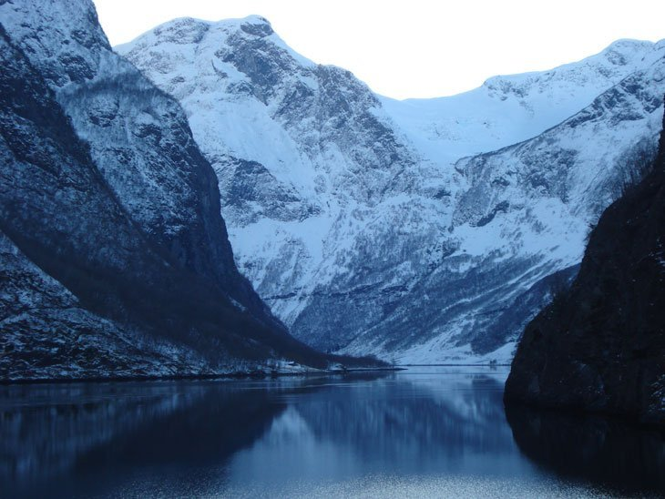 Norway - Mountains, Fjords and Reflections