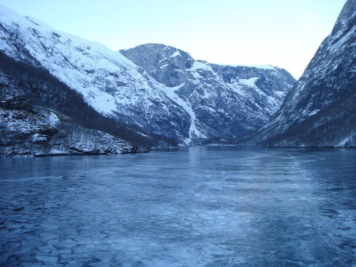 day 4 0861 Norway Day 4   Mountains and Fjords