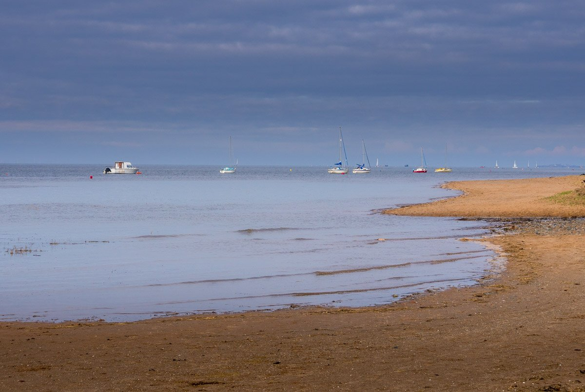A Dee Estuary Walk From Parkgate to Hoylake