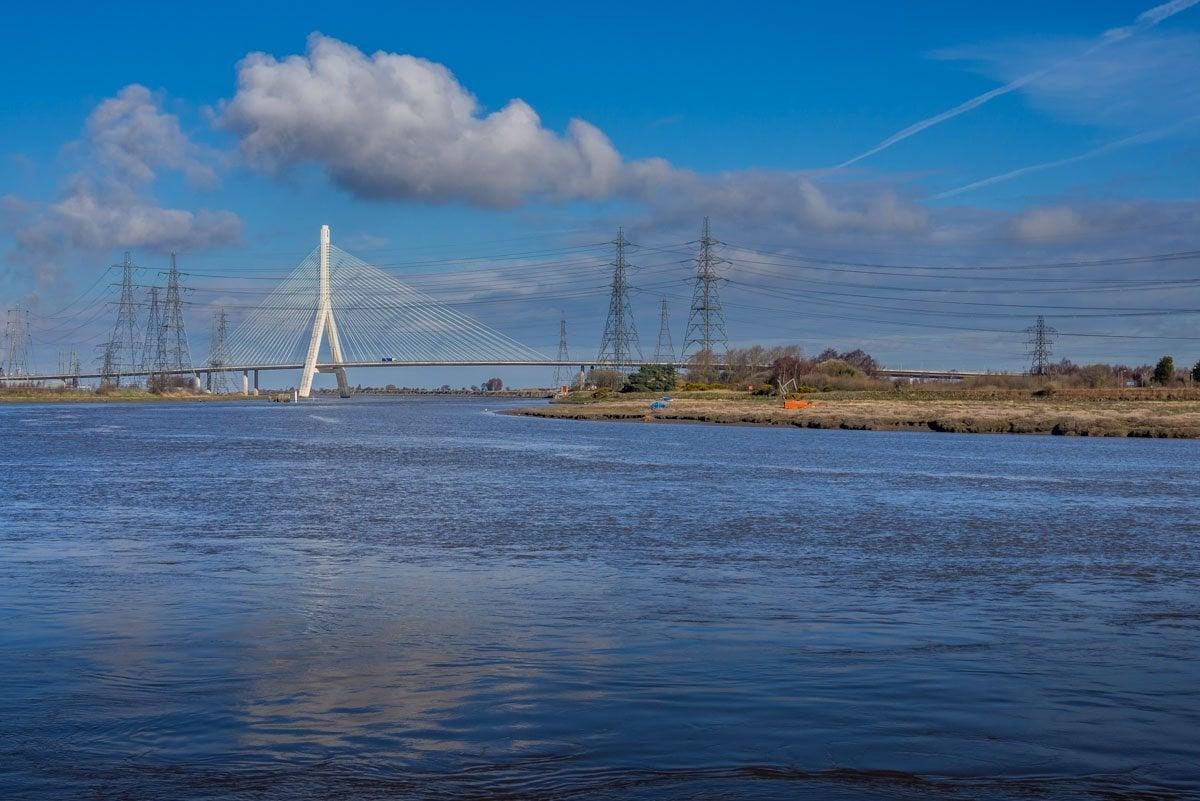 dee-three Dee Estuary Walk - Connah's Quay To Neston