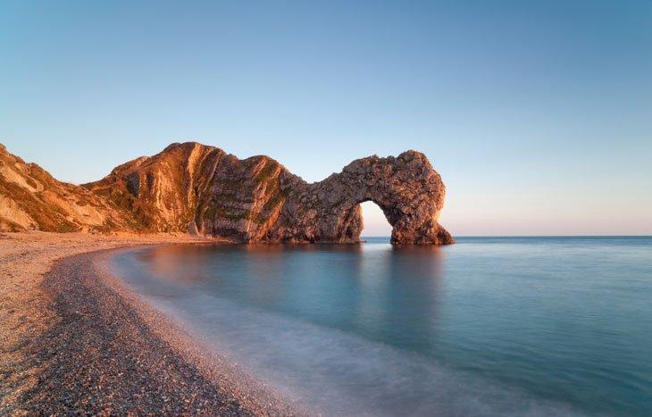 durdle Beautiful Britain   A Loch, A Jurassic Coast and A Welsh Isle