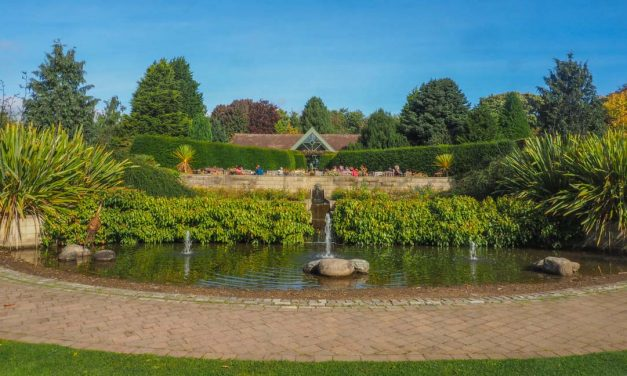 Durham – The Botanic Garden