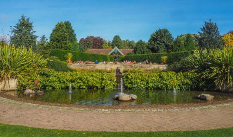Durham – The Botanic Garden