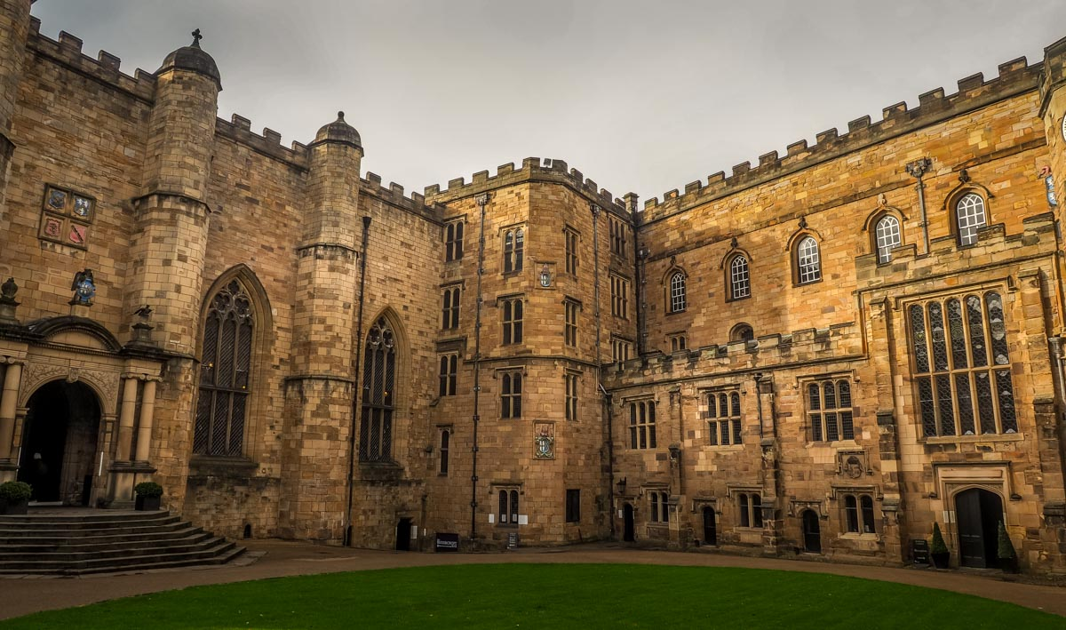 durham-castle-3 Durham Castle - The Palace of The Prince Bishops