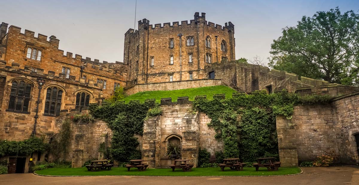 Durham Castle - The Palace of The Prince Bishops