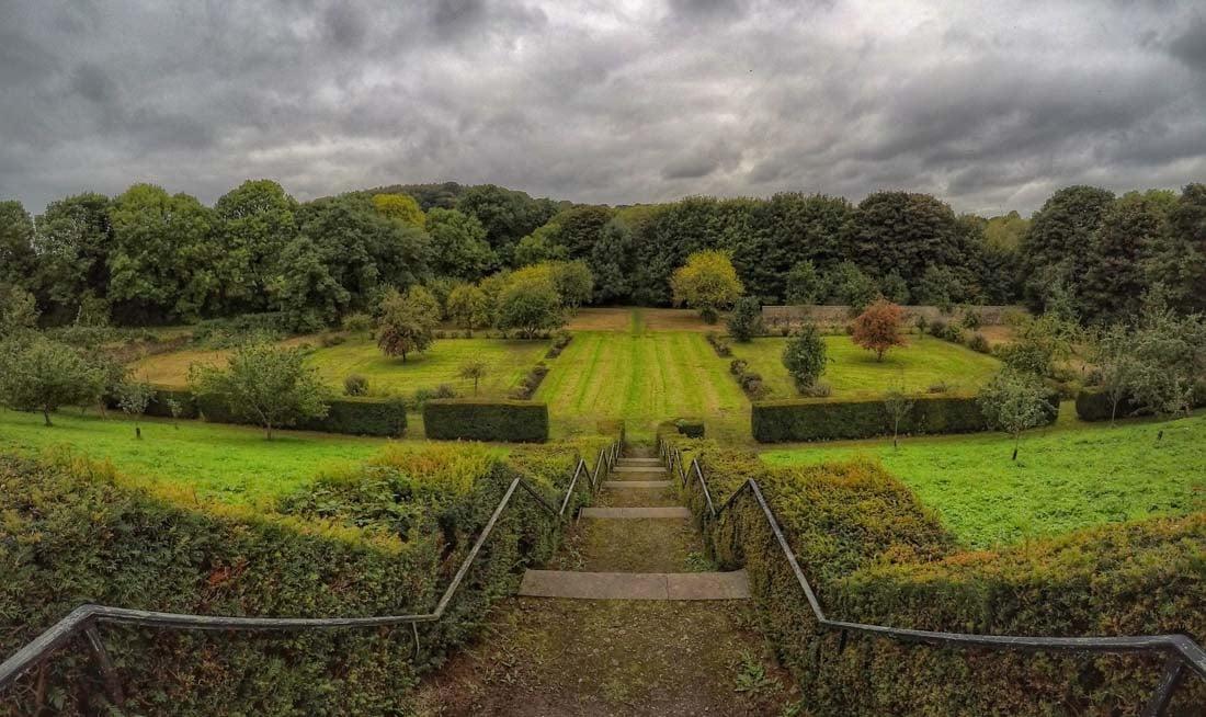 The Old Durham Gardens