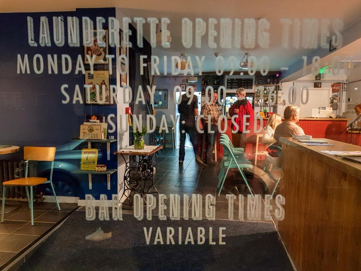 durham-window-2 Launderette Sessions, Durham - A Unique Gig Venue