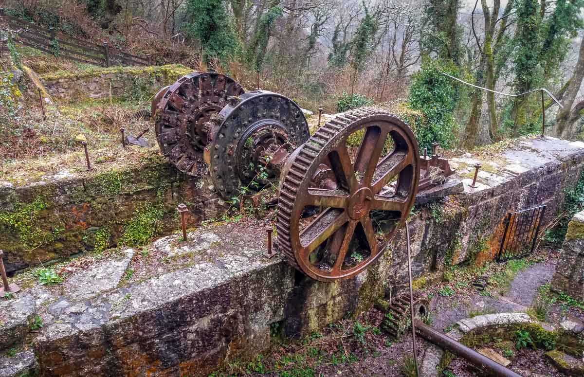 engineering_ Luxulyan Valley Walk, Cornwall – Industrial Heritage and Natural Beauty