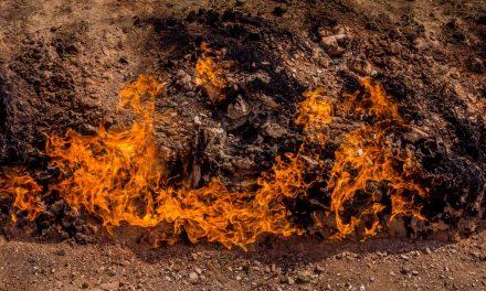 Yanar Dag, The Burning Mountain of Azerbaijan