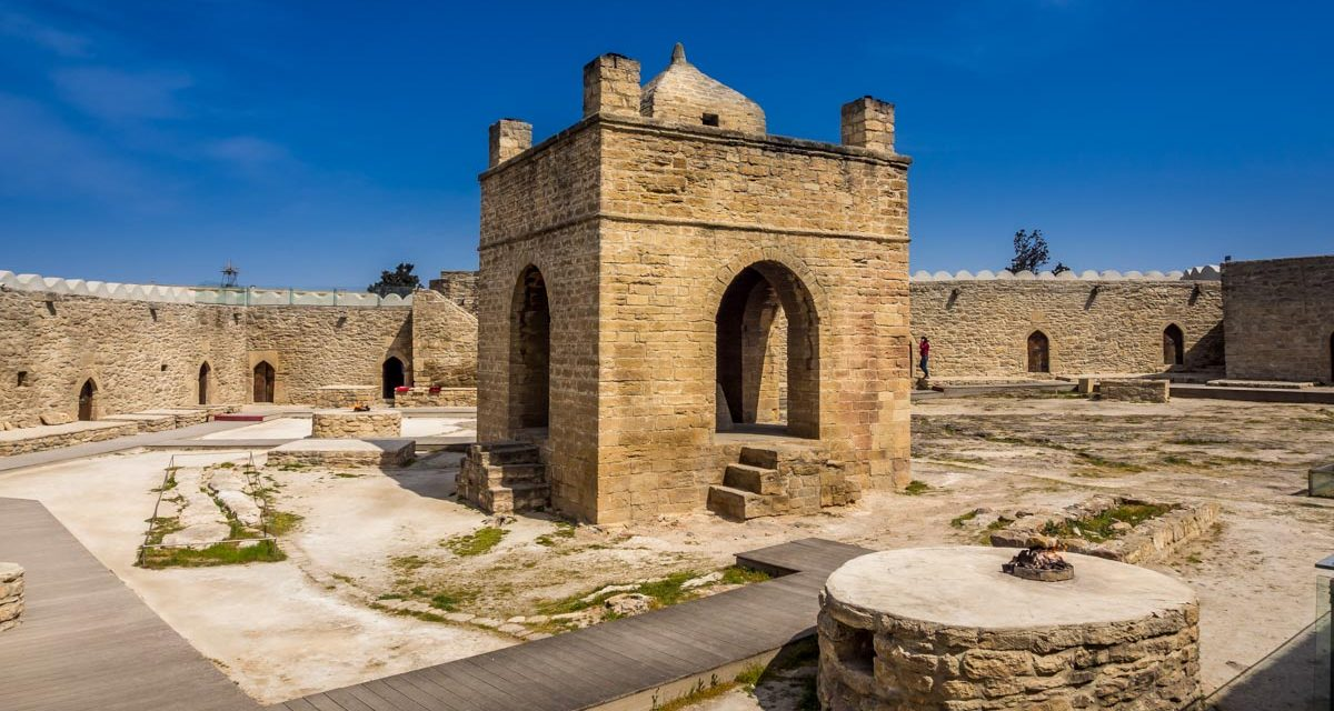 Ateshgah – The Fire Temple of Baku