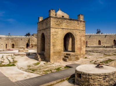 Ateshgah - The Fire Temple of Baku