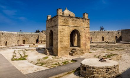 Ateshgah – The Fire Temple of Baku