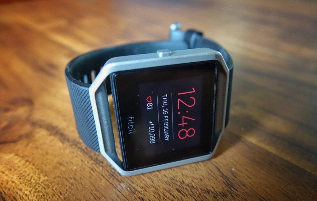 Fitbit Blaze - Motivational and Practical 1