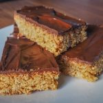 Chunky Chocolate Flapjack Recipe