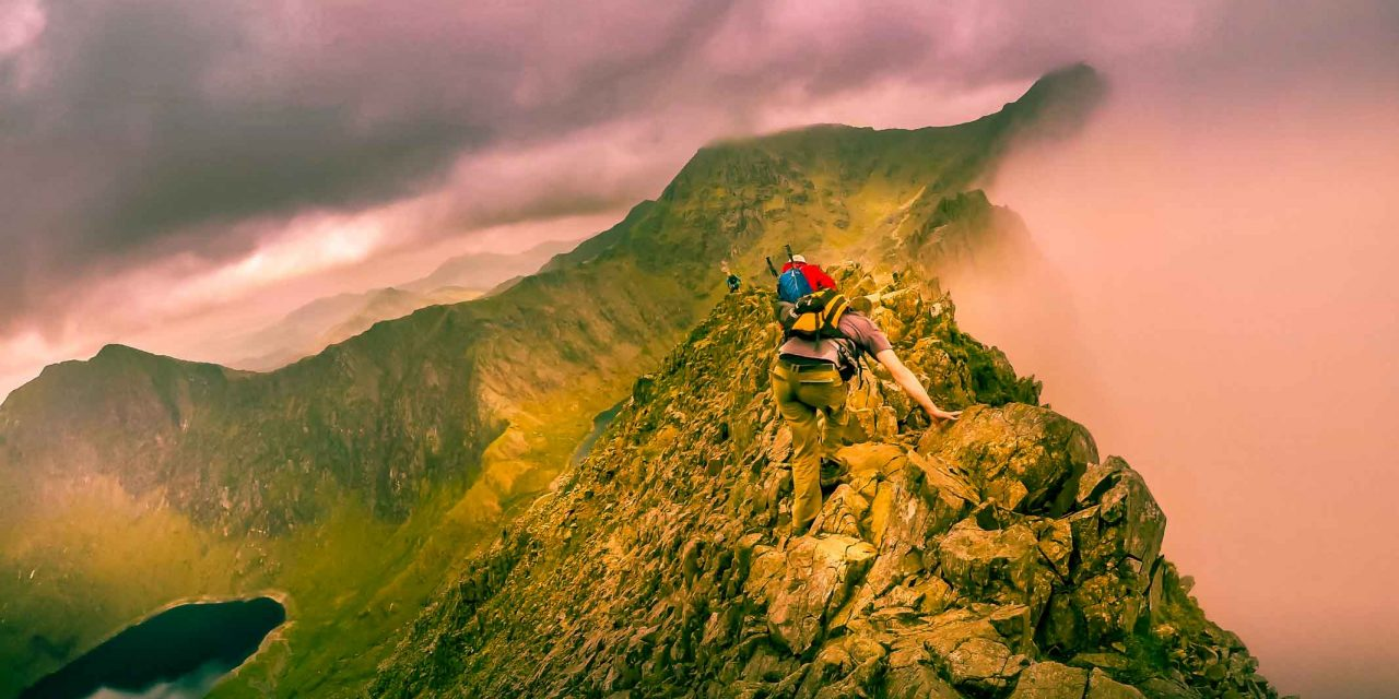 Crib Goch – One of Britain's Greatest Ridges