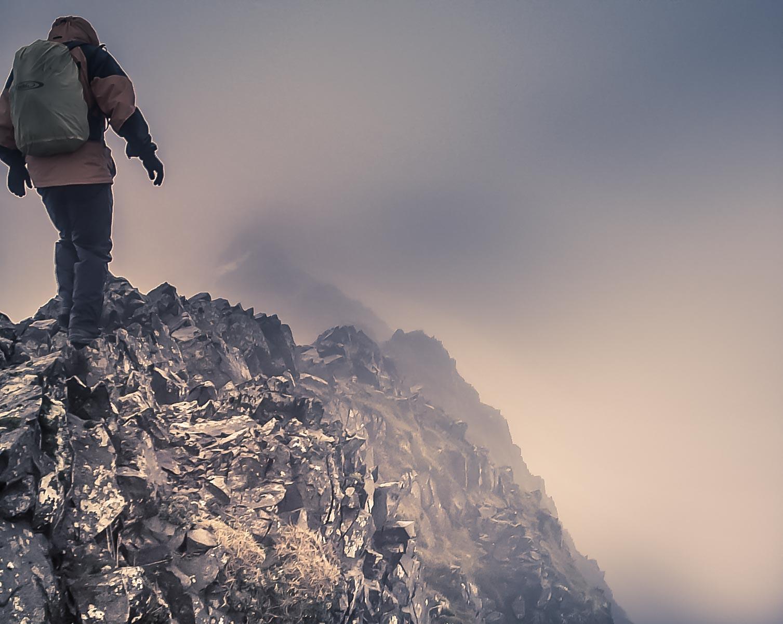 fullsizeoutput_12cb Crib Goch - One of Britain's Greatest Ridges