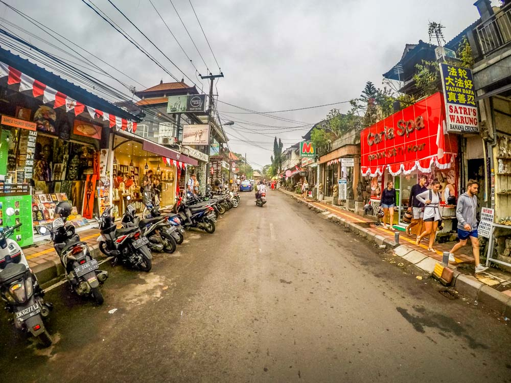 Ubud secret market