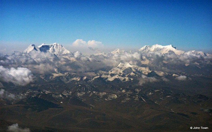The Highest Unclimbed Mountain - Mt Gangkar Punsum