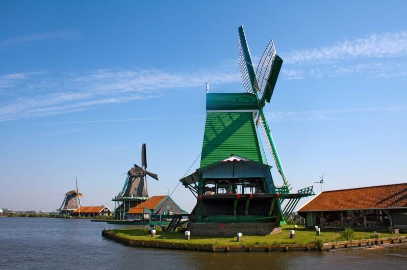 green windmill gekroonde poelenburg