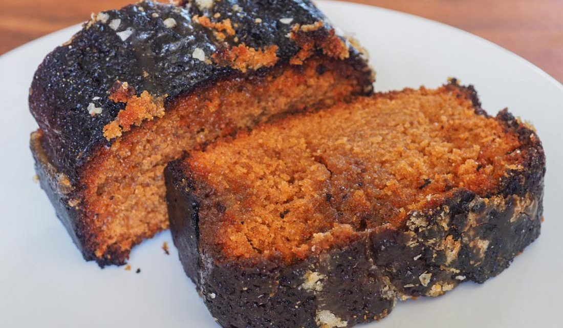 Spicy Ginger Loaf Cake