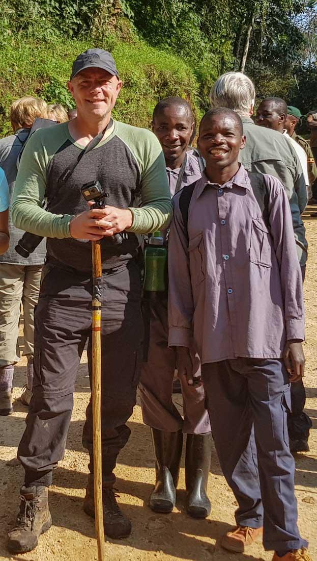 gorillas-uganda-track-2-19 Gorilla Tracking Uganda - The Habinyanja Family