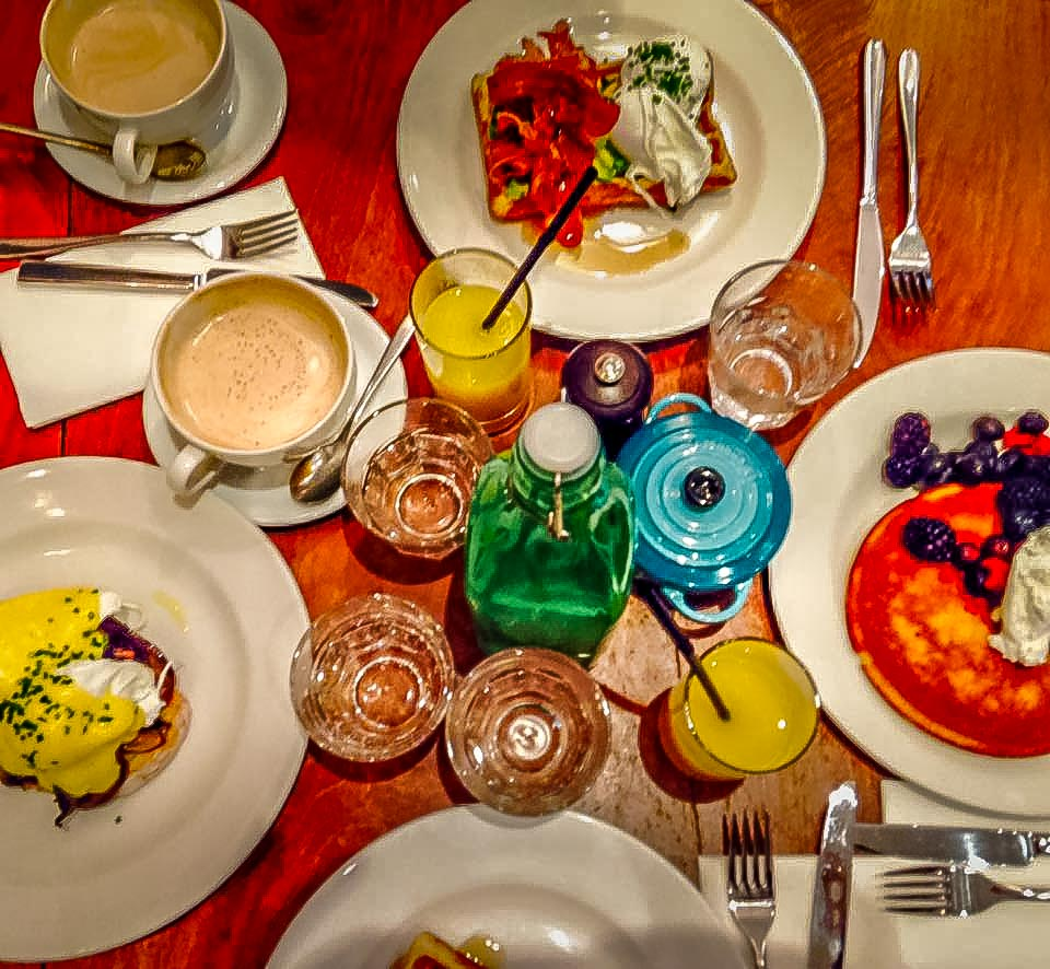 Five Of The Best Brunches In London 1