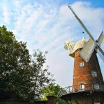 Green's Windmill and Science Centre, Sneinton, Nottinghamshire