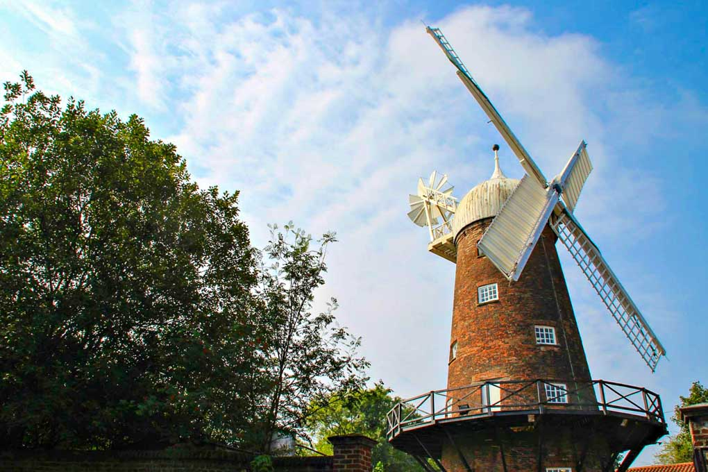 Green's Windmill and Science Centre, Sneinton, Nottinghamshire 1