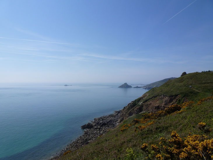 Guernsey Day 2 – Bluebells, Sunset and Herm Island 1