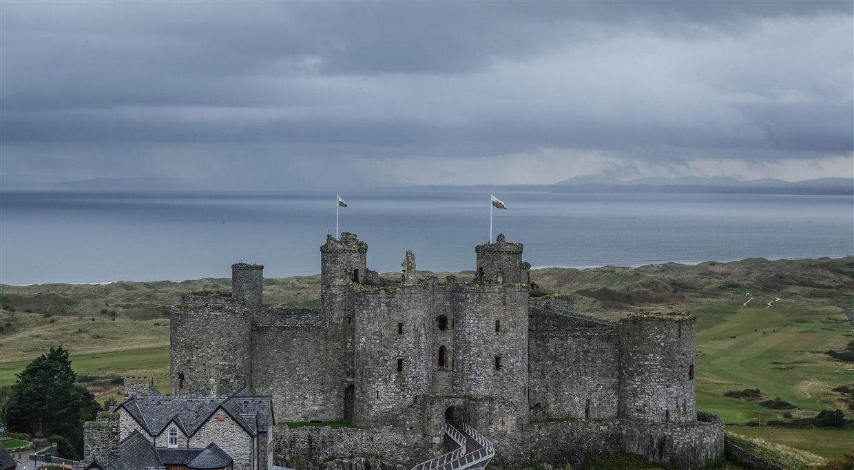 Harlech Castle – A Spectacular Welsh Fortress