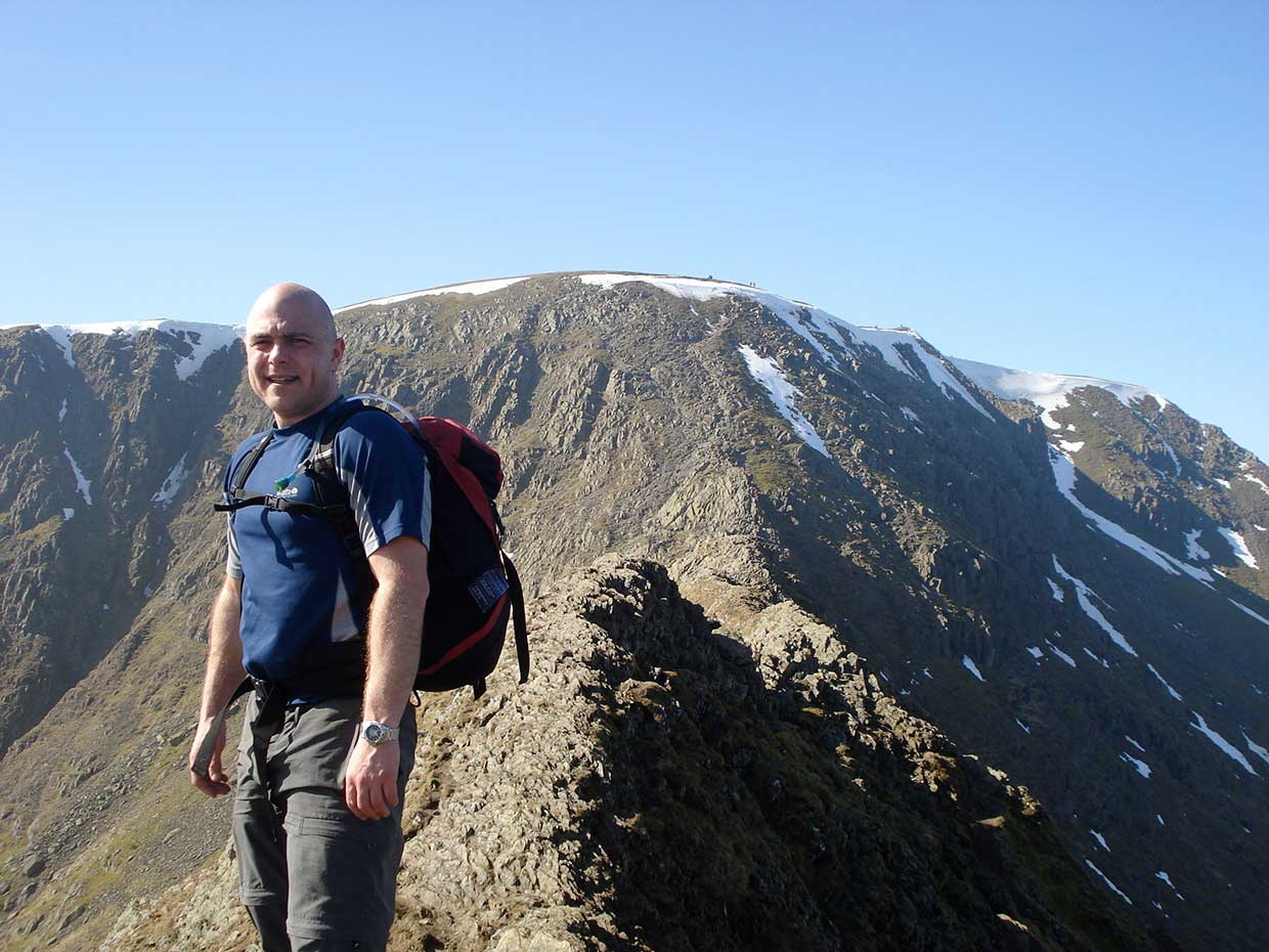 Helvellyn – A Mountain with Fun and Thrills