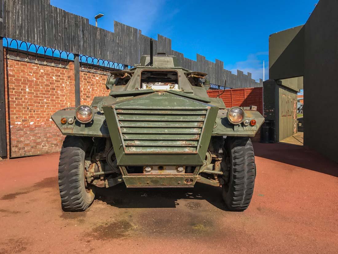heugh-battery-hartlepool-10 Heugh Battery - The Only WWI Battlefield in Britain