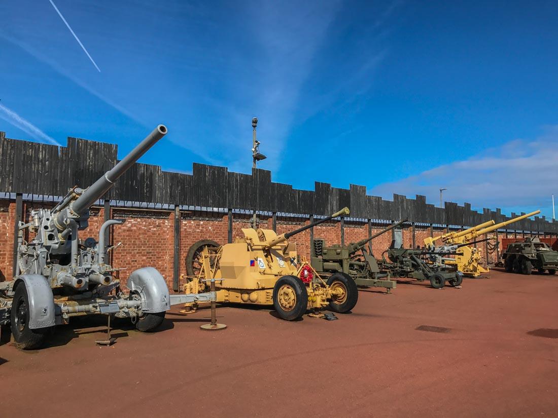 heugh-battery-hartlepool-12 Heugh Battery - The Only WWI Battlefield in Britain