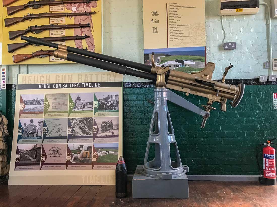 heugh-battery-hartlepool-14 Heugh Battery - The Only WWI Battlefield in Britain