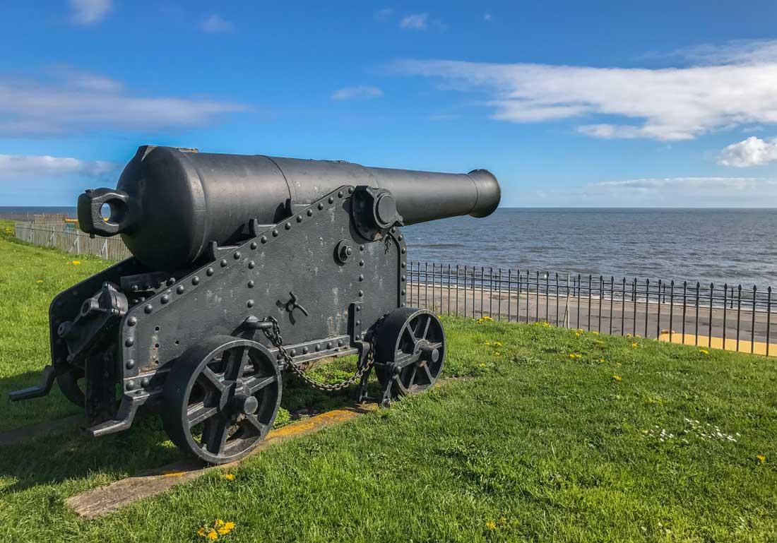heugh-battery-hartlepool-5 Heugh Battery - The Only WWI Battlefield in Britain