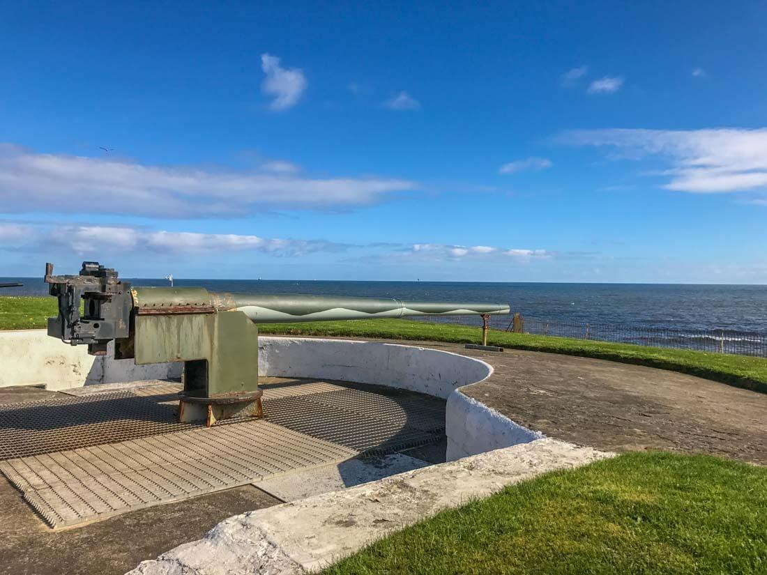 heugh-battery-hartlepool-7 Heugh Battery - The Only WWI Battlefield in Britain