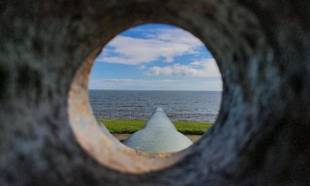 Heugh Battery – The Only WWI Battlefield in Britain