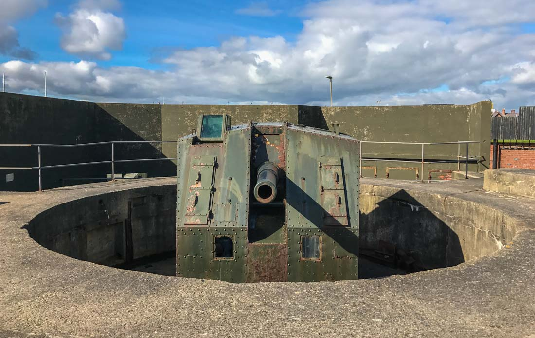 heugh-battery-hartlepool-9 Heugh Battery - The Only WWI Battlefield in Britain