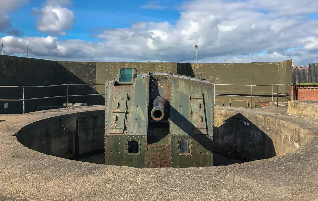 heugh-battery-hartlepool-9 Heugh Battery - The Only WWI Battlefield in Britain