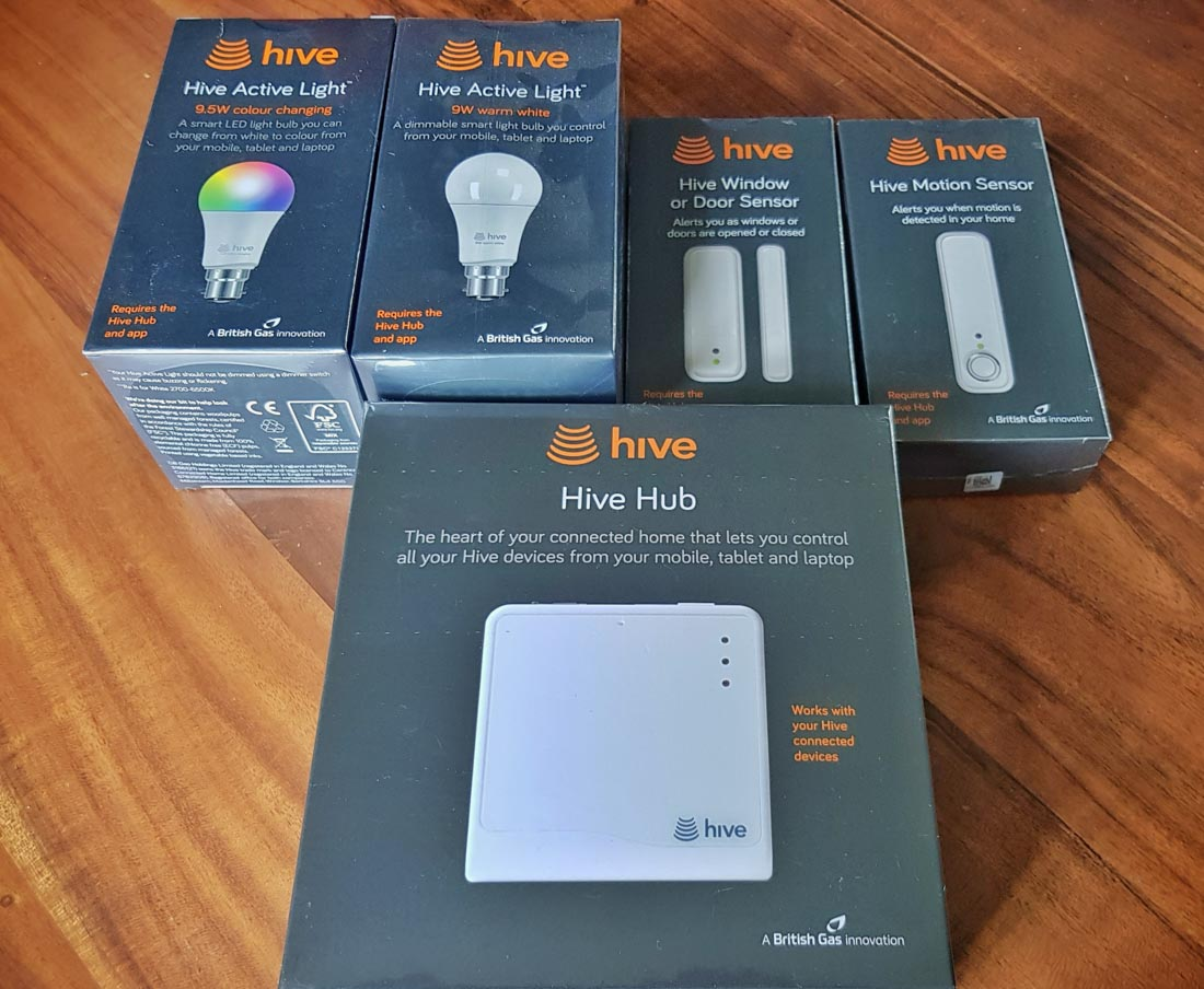 Getting The House Smart, With Hive Connected Home 2