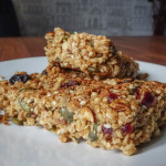 Scrummy Homemade Granola Bars