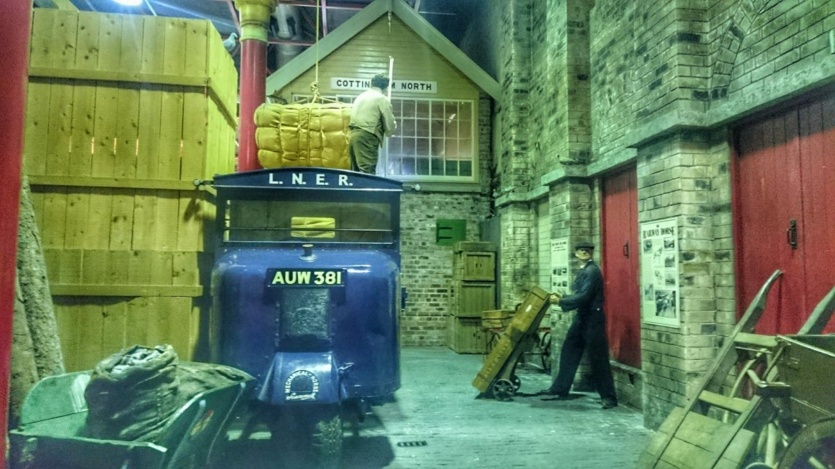 Hull Streetlife Museum – A Time Travelling Experience