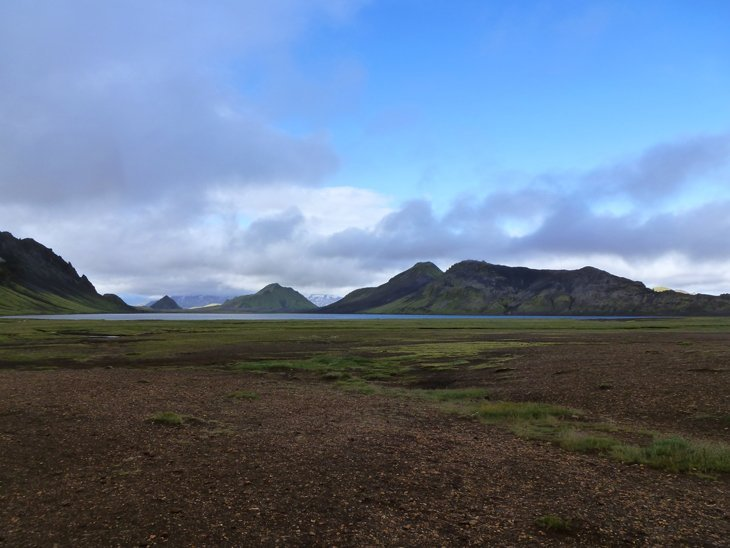 Iceland - The Laugavegur Hiking Trail